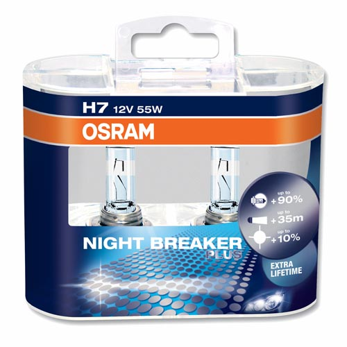 osram night breaker plus replacement bulbs. Black Bedroom Furniture Sets. Home Design Ideas