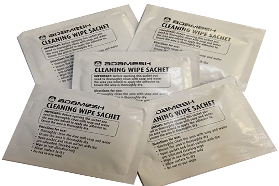 Adamesh Alcohol Cleaning Wipes
