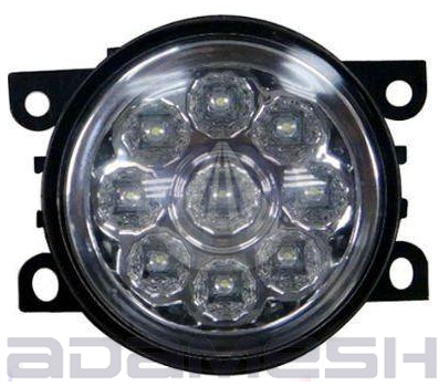 Freelander 2 LED Fog Lamps