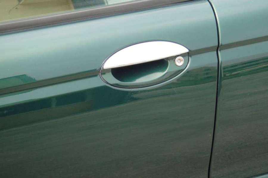 Jaguar Accessories Chrome Door Handle Covers