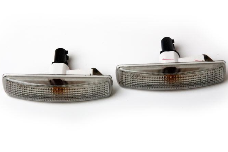 LR DISCOVERY 4 SMOKED SIDE REPEATERS INDICATORS