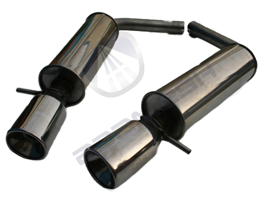 S Type Performance Exhaust - 4 0L, 4 2L & 4 2L S Type R